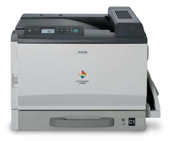 Epson випустила нові лазерні принтери AcuLaser C9200N