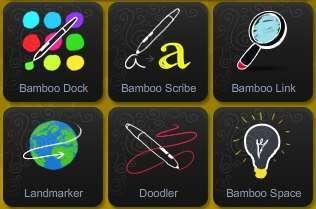 Wacom випустив нові додатки для лінійки Bamboo