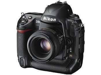 Nikon D3x: новий фотоапарат з 24-мегапіксельною матрицею