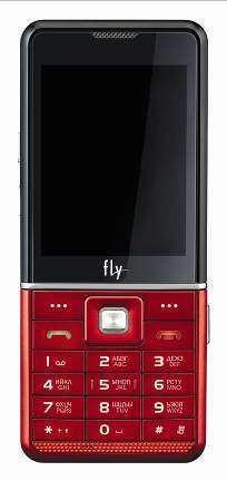 Fly E120: новий телефон з мультимедійними функціями