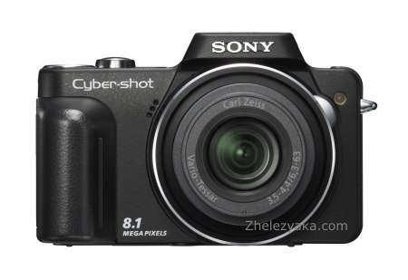 Sony анонсувала фотокамеру Cyber-shot H10 з потужним зум-обєктивом