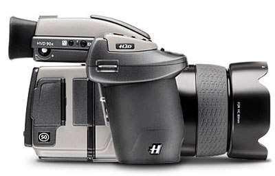 H3DII-50: новий рекорд від Hasselblad – 50 мегапікселів