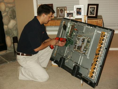 Як полагодити телевізор